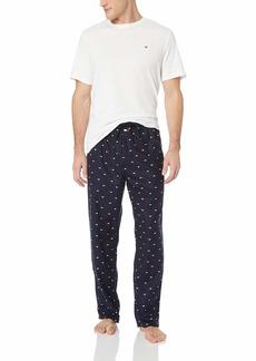 Tommy Hilfiger Men's Cozy Fleece Pajama Set  XL