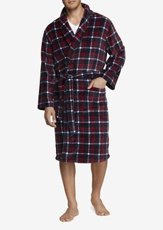 Tommy Hilfiger Men's Cozy Fleece Robe