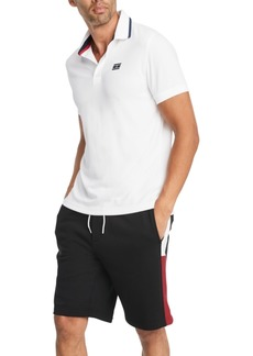 Tommy Hilfiger Men's Custom-Fit Armstrong Logo Polo Shirt