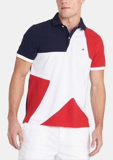 Tommy Hilfiger Men's Custom Fit Larkin Polo