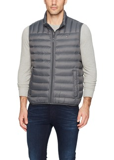 Tommy Hilfiger Men's Down Quilted Puffer Vest