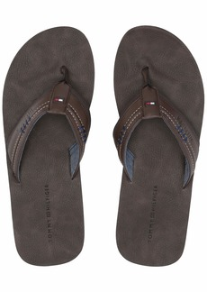 Tommy Hilfiger Men's Dozer Flip-Flop   Medium US
