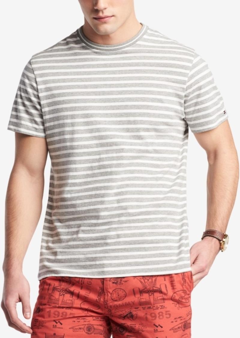 b415451f53 Tommy Hilfiger Tommy Hilfiger Men's Earl Striped T-Shirt, Created ...