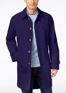 Tommy Hilfiger Men's Finn Solid Raincoat