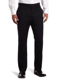 Tommy Hilfiger Mens Flat Front Trim Fit 100% Wool Suit Separate Pant