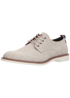Tommy Hilfiger Men's GARSON3 Shoe light natural linen  Medium US