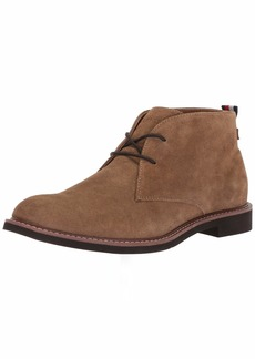 Tommy Hilfiger Men's Gervis Chukka Boot   Medium US