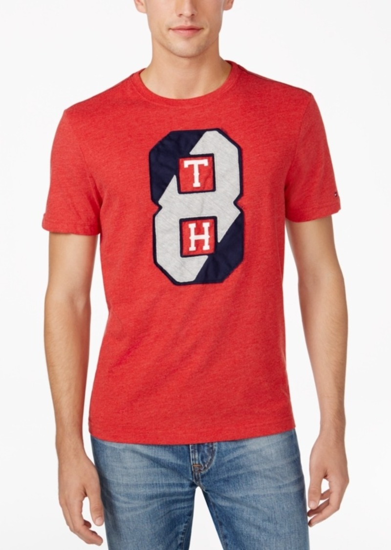 Tommy Hilfiger Men's Great Eight Graphic-Print T-Shirt