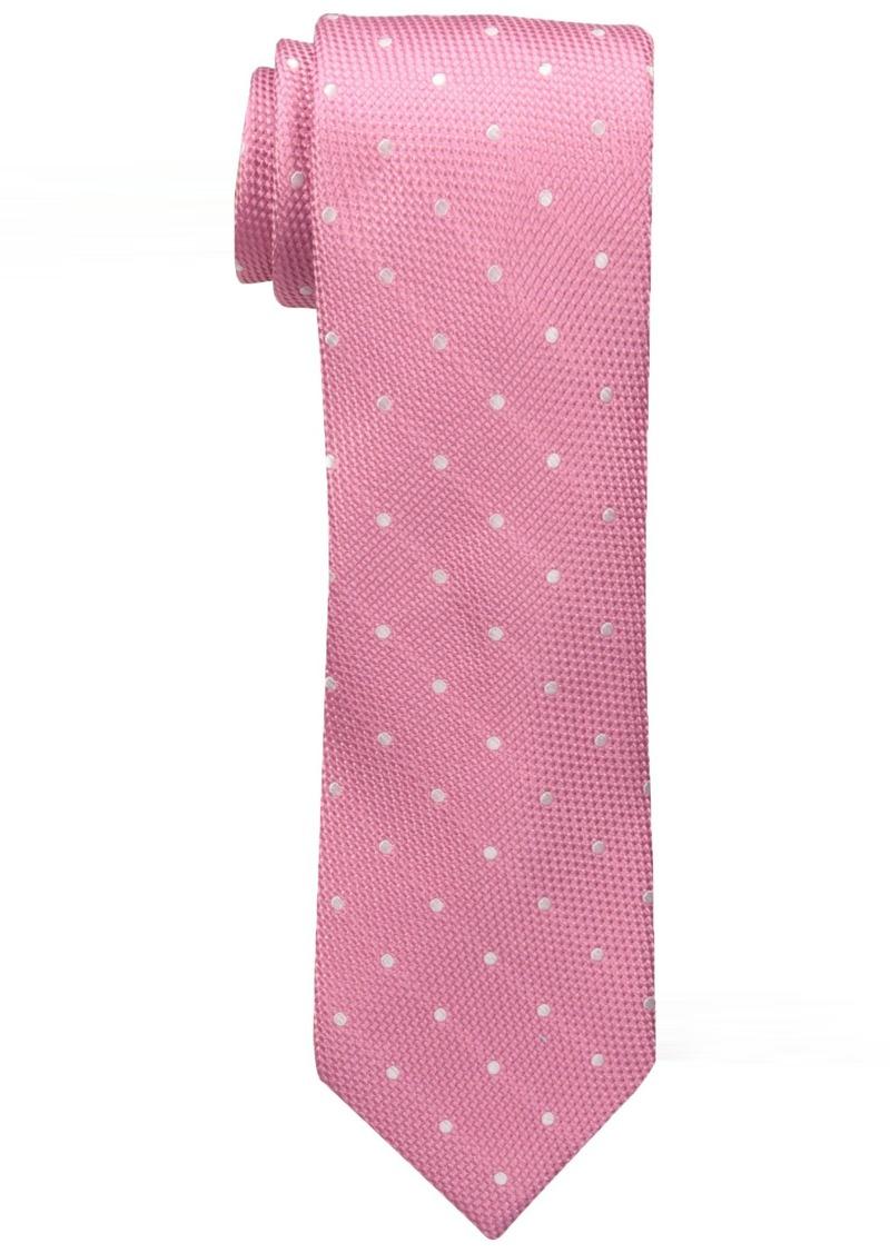 Tommy Hilfiger Men's Grenadine Dot Tie  One Size