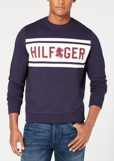 Tommy Hilfiger Men's Griff Logo Sweater, Created for Macy's
