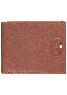 Tommy Hilfiger Men's Gus Leather Passcase