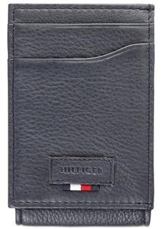 Tommy Hilfiger Men's Gus Leather Pocket Wallet