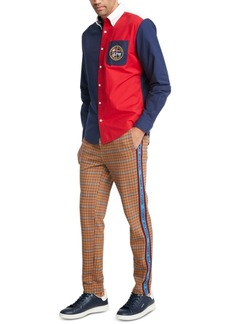 Tommy Hilfiger Men's Habberdash Plaid Joggers, Created For Macy's