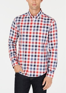 Tommy Hilfiger Men's Harry Checked Shirt, Created for Macy's