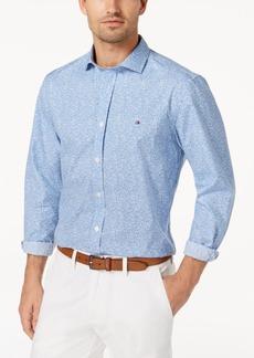 Tommy Hilfiger Men's Hector Floral-Print Shirt