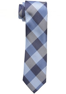 Tommy Hilfiger Men's Hermosa Plaid Slim Tie