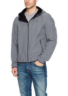 Tommy Hilfiger Men's Hooded Performance Soft Shell Jacket