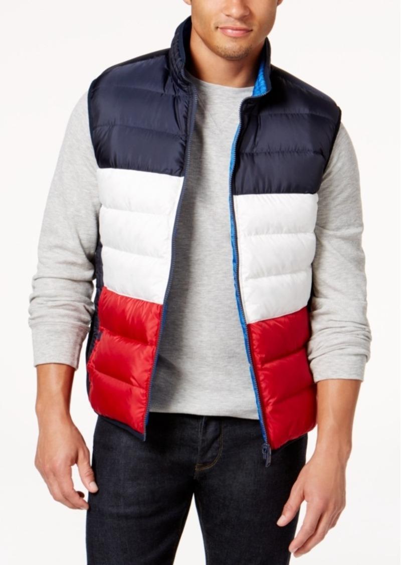 8517c154030bc Tommy Hilfiger Tommy Hilfiger Men s Hooper Reversible Vest
