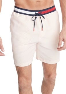 Tommy Hilfiger Men's Ithaca Swim Trunks, Created For Macy's