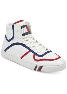 Tommy Hilfiger Men's Japan High Top Sneakers Men's Shoes