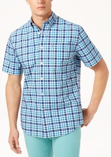 Tommy Hilfiger Men's Jason Plaid Shirt, Created for Macy's