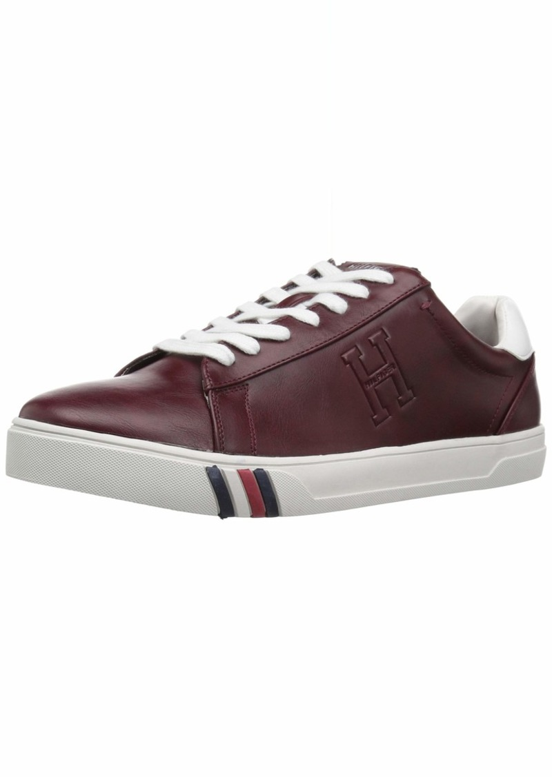 Tommy Hilfiger Men's JERON Shoe red  M US