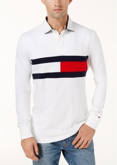 Tommy Hilfiger Men's Jim Rugby Logo Shirt, Created for Macy's