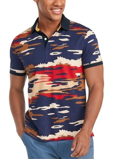Tommy Hilfiger Men's Jones Camouflage Polo Shirt, Created for Macy's