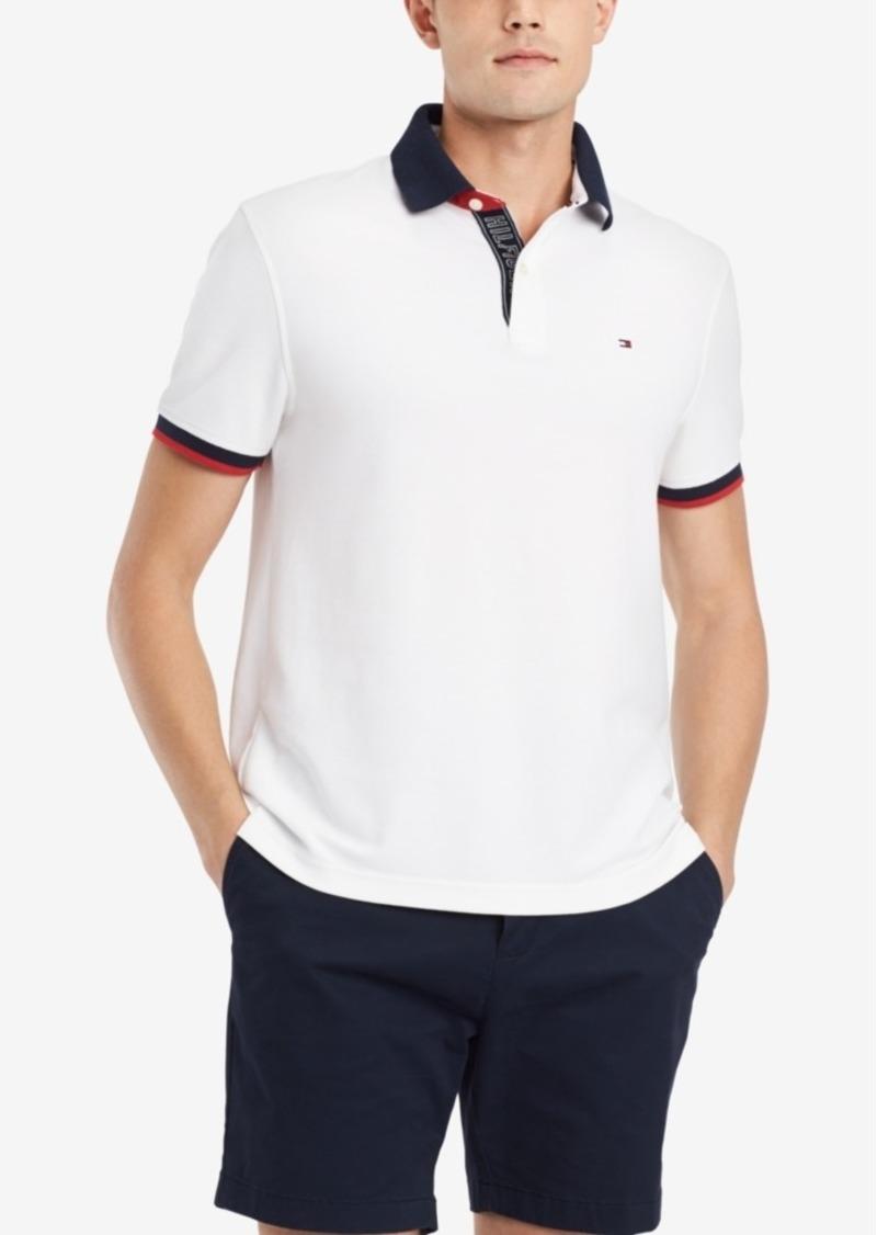 Tommy Hilfiger Men's Kemp Custom-Fit Polo