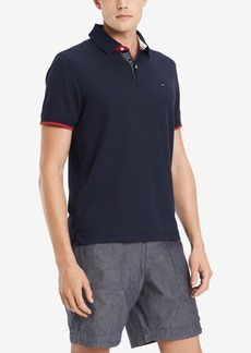 Tommy Hilfiger Men's Kemp Custom-Fit Polo