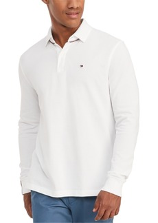 Tommy Hilfiger Men's Kent Long Sleeve Polo Shirt