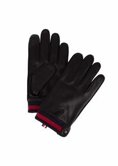 Tommy Hilfiger Men's Leather Gloves