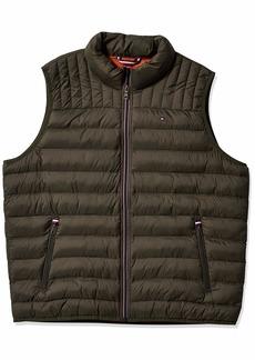 Tommy Hilfiger Men's Lightweight Ultra Loft Quilted Puffer Vest (Standard and Big & Tall)