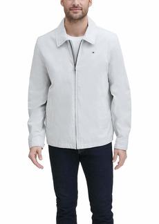 Tommy Hilfiger Men's Lightweight Microtwill Golf Jacket (Regular & Big-Tall Sizes)  XXL