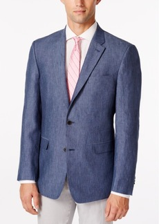 Tommy Hilfiger Men's Linen Extra-Slim Fit Sport Coat