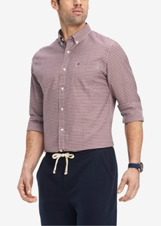 Tommy Hilfiger Men's Logan Classic Fit Check Shirt, Created for Macy's