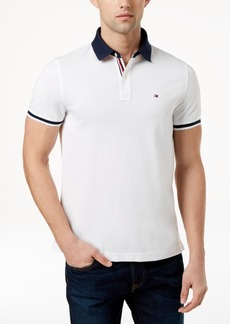 Tommy Hilfiger Men's Logo Custom Fit Polo, Created for Macy's