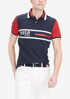 Tommy Hilfiger Men's Logo Graphic Polo, Created for Macy's