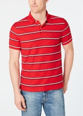 Tommy Hilfiger Men's Marcus Striped Polo