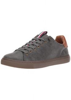 Tommy Hilfiger Men's MARKS Shoe grey  Medium US