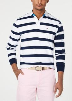922f0cb8f84 Tommy Hilfiger Tommy Hilfiger Denim Men s Ben Hooded Popover Shirt ...