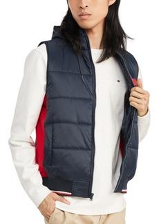Tommy Hilfiger Men's Miles Colorblocked Insulator Vest