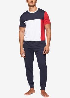 Tommy Hilfiger Men's Modern Essentials Colorblocked Cotton T-Shirt