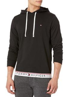 Tommy Hilfiger Men's Modern Essentials French Terry Sleepwear Hoodie