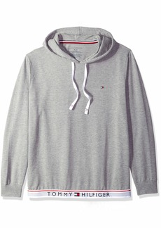 Tommy Hilfiger Men's Modern Essentials French Terry Sleepwear Hoodie