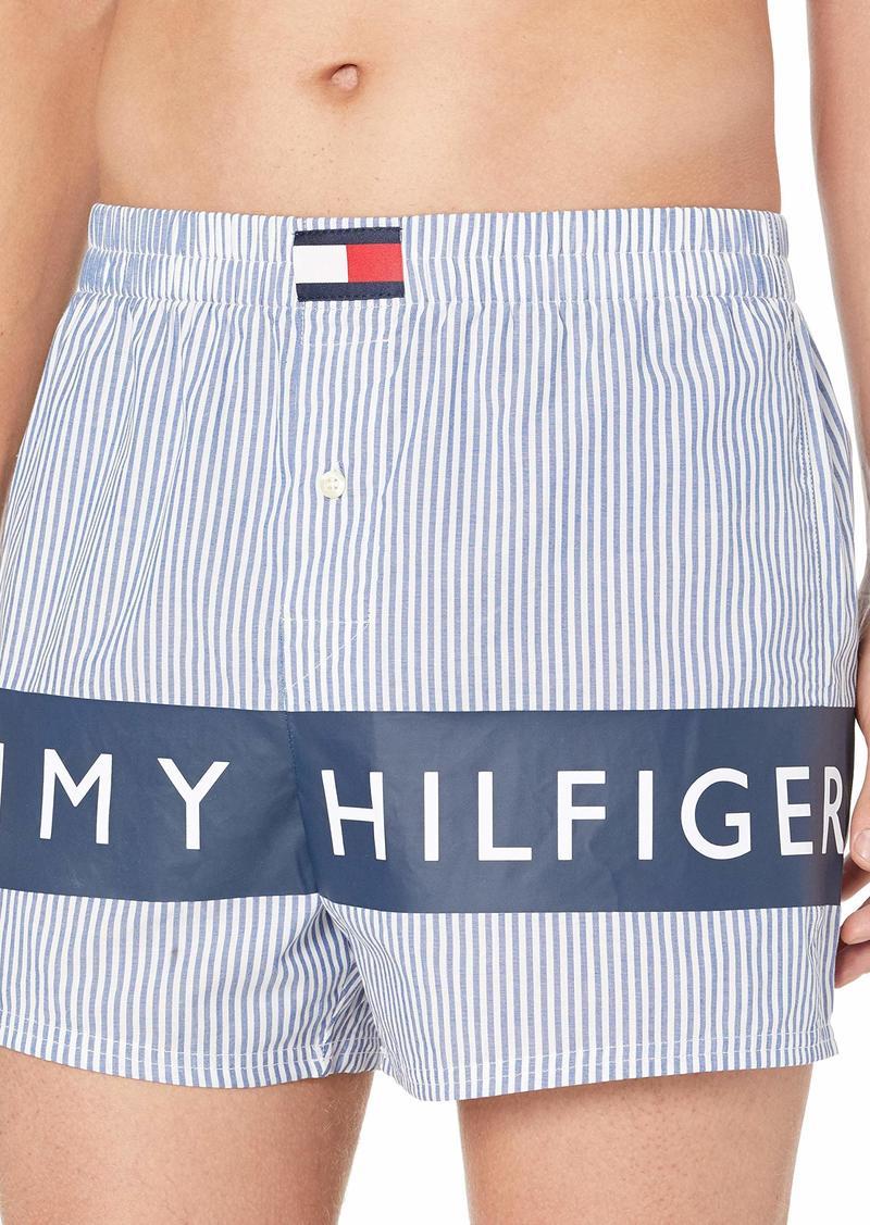 Tommy Hilfiger Men's Modern Essentials Woven Boxer