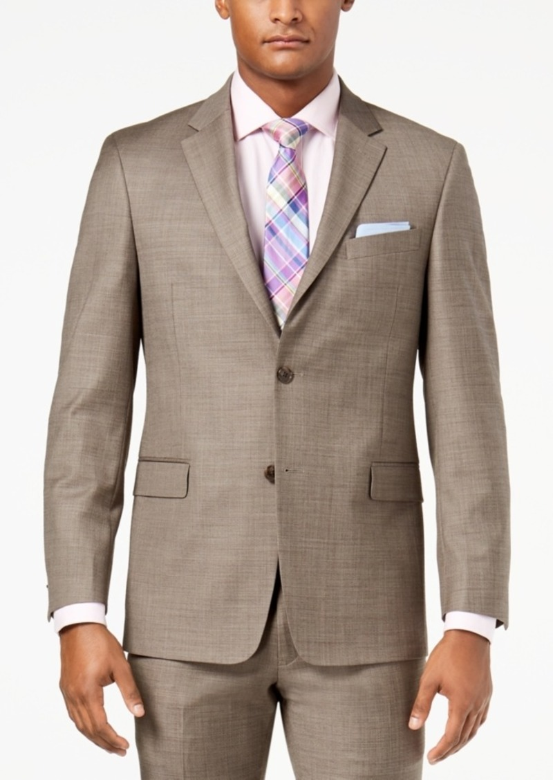 7270844322b911 Tommy Hilfiger Tommy Hilfiger Men's Modern-Fit Th Flex Stretch Suit ...