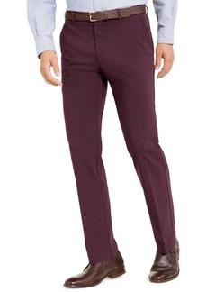 Tommy Hilfiger Men's Modern-Fit THFlex Stretch Comfort Dress Pants