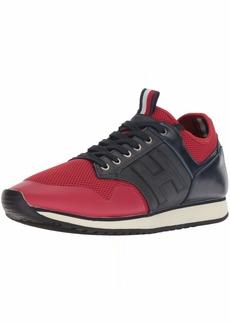 Tommy Hilfiger Men's MONTEZ Shoe red/navy  Medium US