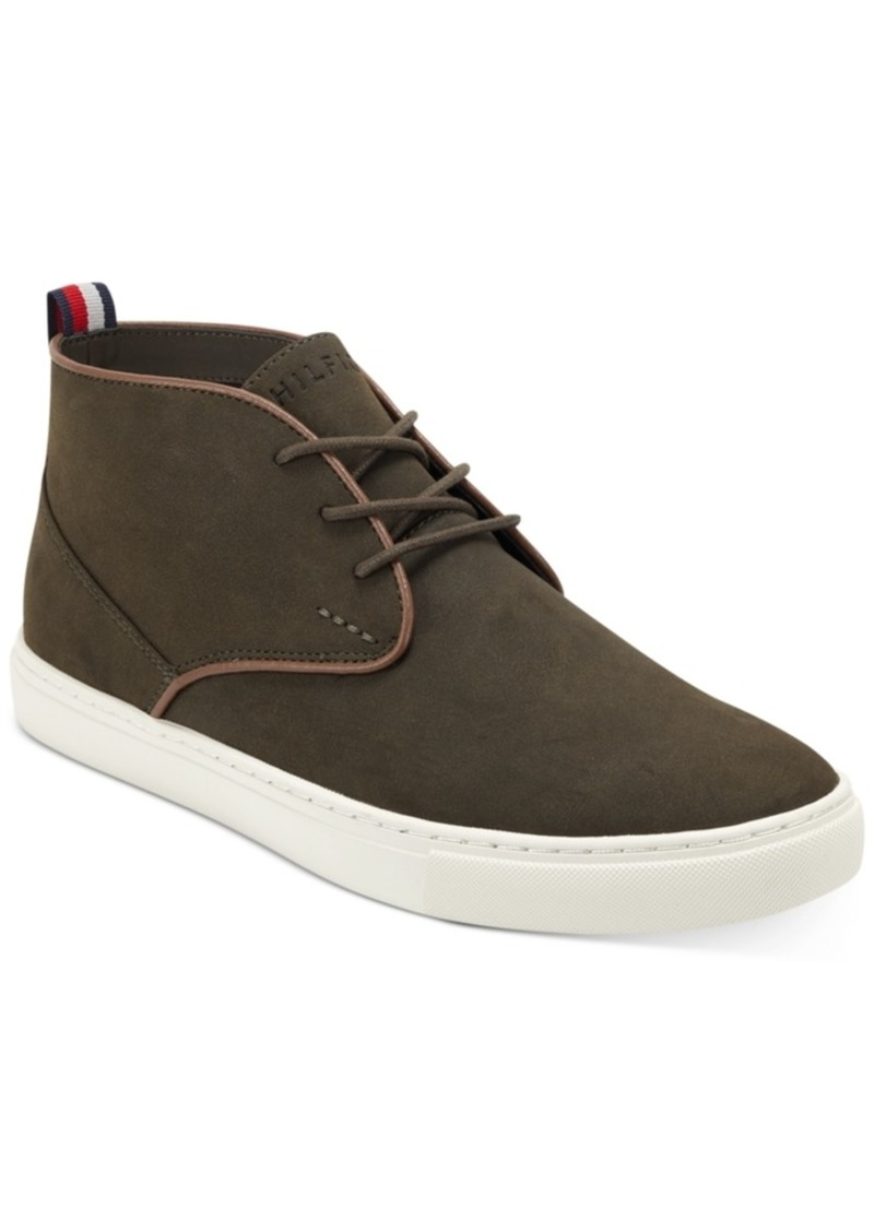 Tommy Hilfiger Men's Morven Chukka Sneaker Boots Men's Shoes